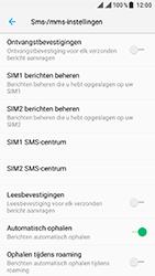 ZTE Blade V8 - SMS - handmatig instellen - Stap 6