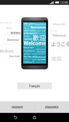 HTC Desire 820 - Premiers pas - Créer un compte - Étape 3