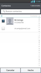 LG Optimus L9 - Mensajería - Escribir y enviar un mensaje multimedia - Paso 8