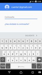Sony Xperia X - E-mail - Configurar Gmail - Paso 12
