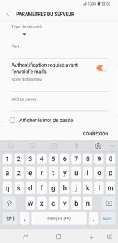 Samsung Galaxy S9 Plus - E-mail - Configuration manuelle - Étape 14
