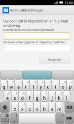 Alcatel Pop S3 (OT-5050X) - E-mail - e-mail instellen: POP3 - Stap 20