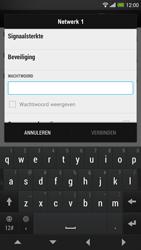HTC One Max - Wifi - handmatig instellen - Stap 7