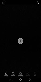 Huawei P Smart - Photos, vidéos, musique - Créer une vidéo - Étape 17