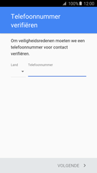 Samsung Galaxy A3 2016 - Applicaties - Account aanmaken - Stap 7