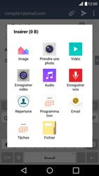 LG H525N G4c - E-mail - Envoi d
