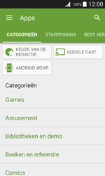Samsung Galaxy Trend 2 Lite (SM-G318H) - Applicaties - Downloaden - Stap 6