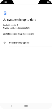 Nokia 8-1-dual-sim-ta-1119 - Software updaten - Update installeren - Stap 9
