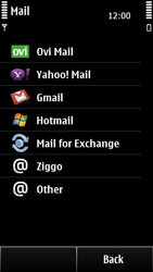 Nokia 500 - E-mail - Manual configuration - Step 7