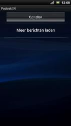 Sony Ericsson Xperia Arc - E-mail - e-mail versturen - Stap 3