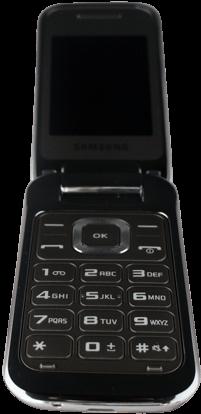 Samsung C3590 - Premiers pas - Découvrir les touches principales - Étape 8