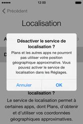 Apple iPhone 4S - Premiers pas - Créer un compte - Étape 8