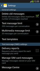 Samsung I9195 Galaxy S IV Mini LTE - SMS - Manual configuration - Step 6