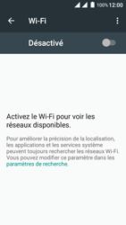 Wiko Freddy - Internet et connexion - Accéder au réseau Wi-Fi - Étape 5