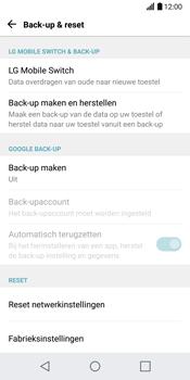 LG H870 G6 - Device maintenance - Back up - Stap 7
