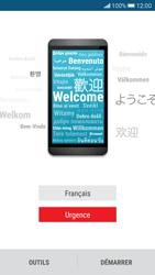 HTC Desire 626 - Premiers pas - Créer un compte - Étape 3