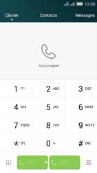Huawei Y635 Dual SIM - Messagerie vocale - Configuration manuelle - Étape 3