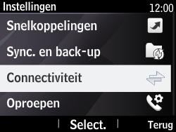 Nokia Asha 210 - Internet - Aan- of uitzetten - Stap 4