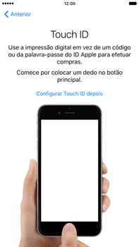 Apple iPhone 6s Plus - Primeiros passos - Como ligar o telemóvel pela primeira vez -  13