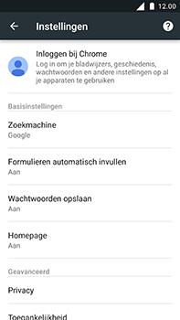 Nokia 6 - Internet - Handmatig instellen - Stap 25