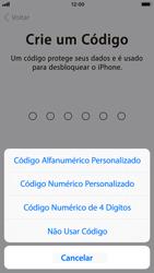 Apple iPhone 8 - Primeiros passos - Como ativar seu aparelho - Etapa 14