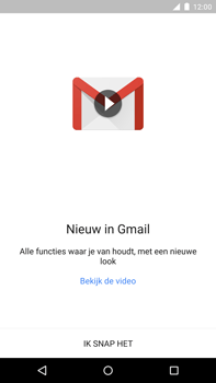 Motorola Nexus 6 - E-mail - Account instellen (POP3 zonder SMTP-verificatie) - Stap 6