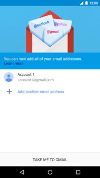Huawei Nexus 6P - Android Oreo - E-mail - Manual configuration (gmail) - Step 12