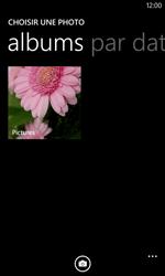 Nokia Lumia 625 - Contact, Appels, SMS/MMS - Envoyer un MMS - Étape 10