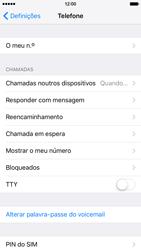 Apple iPhone 6s - Chamadas - Como bloquear chamadas de um número -  4