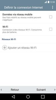 LG G4 - Premiers pas - Créer un compte - Étape 4