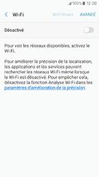 Samsung Galaxy A3 (2017) - Wifi - configuration manuelle - Étape 5