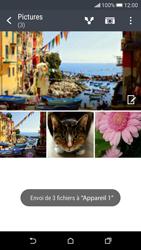HTC Desire 626 - Photos, vidéos, musique - Envoyer une photo via Bluetooth - Étape 14