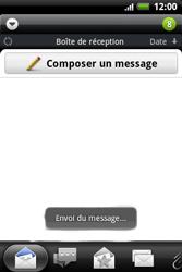 HTC A510e Wildfire S - E-mail - envoyer un e-mail - Étape 12