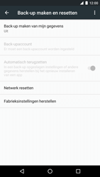 LG Google Nexus 5X (H791F) - Resetten - Fabrieksinstellingen terugzetten - Stap 5