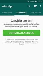 Samsung Galaxy A3 A310F 2016 - Aplicações - Como configurar o WhatsApp -  11