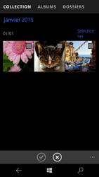 Microsoft Lumia 550 - Contact, Appels, SMS/MMS - Envoyer un MMS - Étape 11