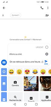 Huawei Mate 20 - MMS - envoi d'images - Étape 11