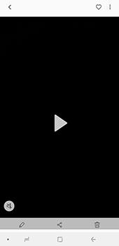 Samsung Galaxy A7 2018 - Photos, vidéos, musique - Créer une vidéo - Étape 21