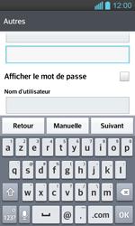 LG P710 Optimus L7 II - E-mail - Configuration manuelle - Étape 7