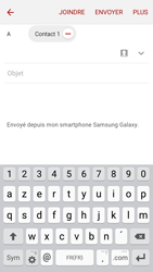 Samsung Galaxy J3 (2016) - E-mails - Envoyer un e-mail - Étape 8