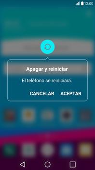 LG G4 - Mensajería - Configurar el equipo para mensajes multimedia - Paso 19
