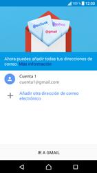 Sony Xperia E5 (F3313) - E-mail - Configurar Gmail - Paso 16