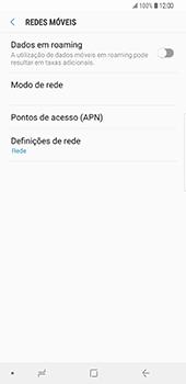 Samsung Galaxy S9 Plus - MMS - Como configurar MMS -  6