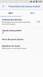 Nokia 3 - Android Oreo - Réseau - Activer 4G/LTE - Étape 7