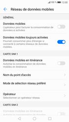 Huawei P9 Lite - Android Nougat - Internet - Désactiver les données mobiles - Étape 6