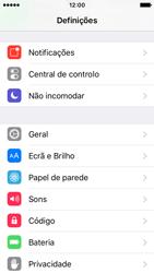 Apple iPhone SE - Repor definições - Repor definições de fábrica do telemóvel -  4