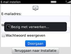 BlackBerry 9780 Bold - E-mail - Handmatig instellen - Stap 8
