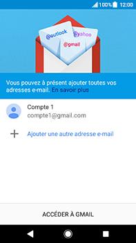 Sony Xperia XA2 Ultra - E-mails - Ajouter ou modifier votre compte Gmail - Étape 15