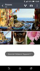 HTC One A9 - Photos, vidéos, musique - Envoyer une photo via Bluetooth - Étape 14