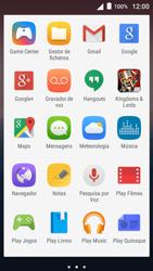 Alcatel Pop 3 - SMS - Como configurar o centro de mensagens -  3